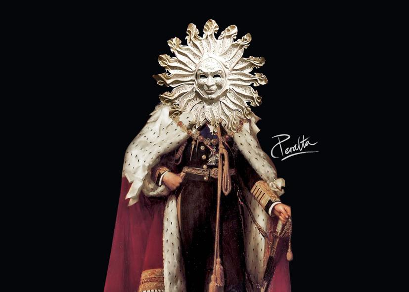 Miguel Peralta Jinetes del Apocalipsis